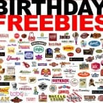 How to Eat Free on Your Birthday