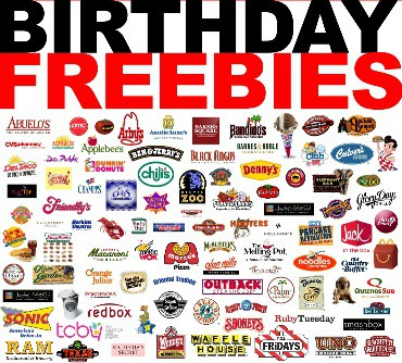 When your birthday rolls around, wouldn't it be great to enjoy a day full of free food? If that sounds right up your alley, then check out these popular Canadian establishments that will help you celebrate by forking over delicious freebies on your special day.