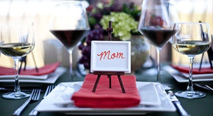 Mother's Day Restaurant Ideas