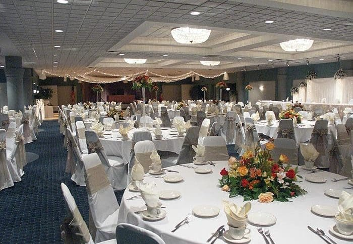 Banquet Rooms Downriver