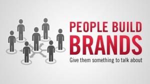 People Build Brands