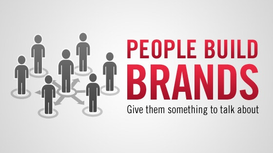 People Build Brands