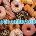 Get Free Doughnuts on June 2nd [2017]