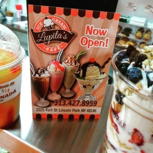 Lupita's Ice Cream Cafe