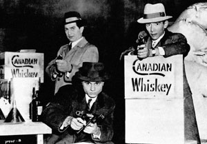 The Purple Gang whisky