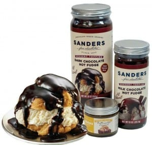 Sanders Chocolate & Ice Cream Shop