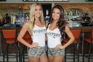 Hooters Veterans Day deal