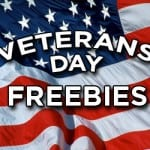 Veterans Day Restaurant Freebies & Deals [2016]