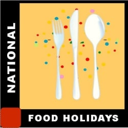 National Food Holidays Calendar