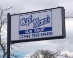 Captain Nemo's Sub Shop