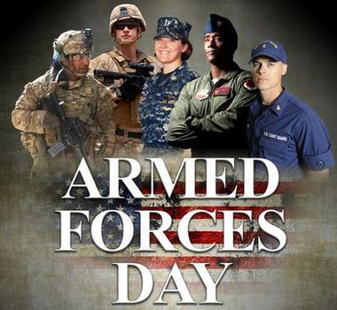 Armed Forces Day Discounts