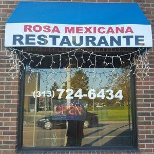 Rosa Mexicana