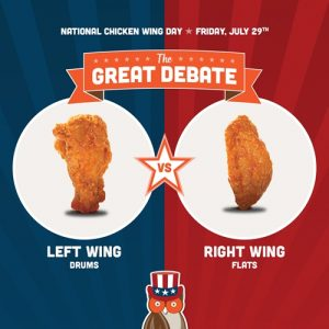Hooters National Chicken Wing Day All You Can Eat