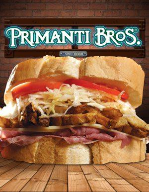 Primanti Brothers Deli