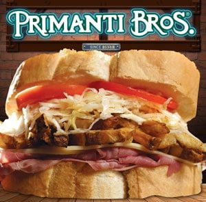 Primanti Bros kids eat free