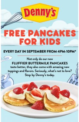 dennys_free_pancakes_for_kids_september_2016