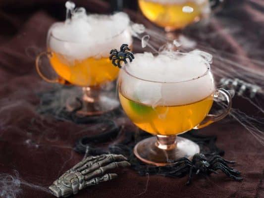 October drink specials