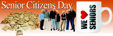 Celebrating National Senior Citizens Day we love seniors