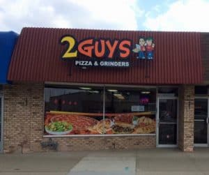 2 Guys Pizza & Grinders