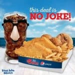 Long John Silver's $5 Reel Deal Box is Back