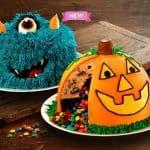One Scary Holiday. Two Crazy Cakes