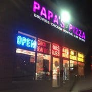 Papas Pizza and BBQ Pit