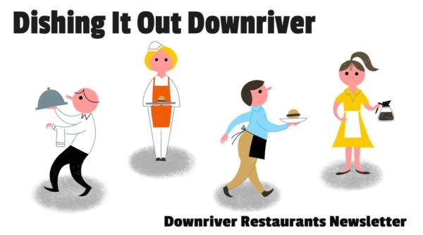 Downriver Newsletter cover photo