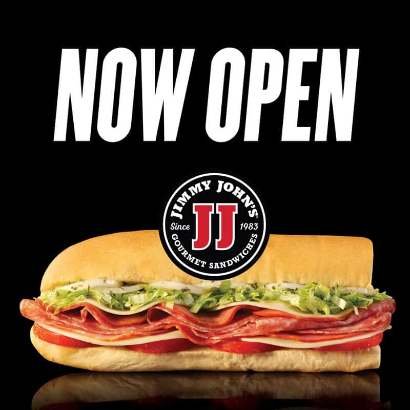 Jimmy John's in Flat Rock Now Open - Downriver Restaurants