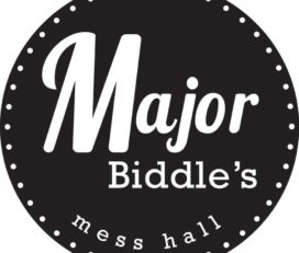 Major Biddle's