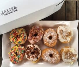 Sugarr Donuts [CLOSED]