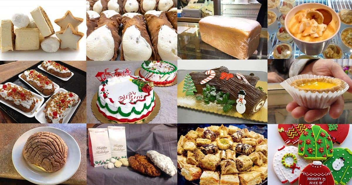 bakeries downriver