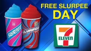 Free-Slurpee-Day-7-11