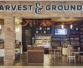 Harvest & Grounds
