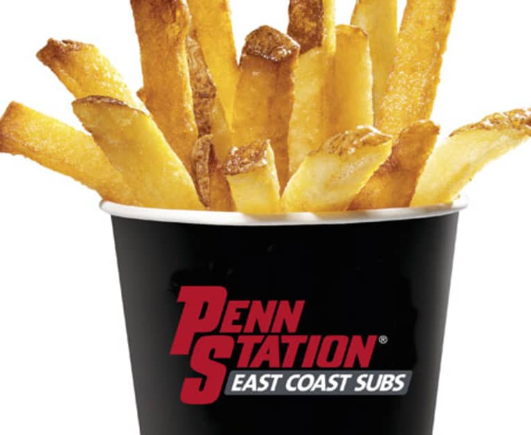 Get Free Fries at Penn Station East Coast Subs on National French Fry Day