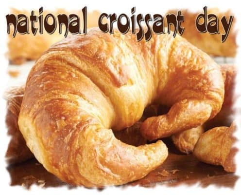 National-Croissant-Day