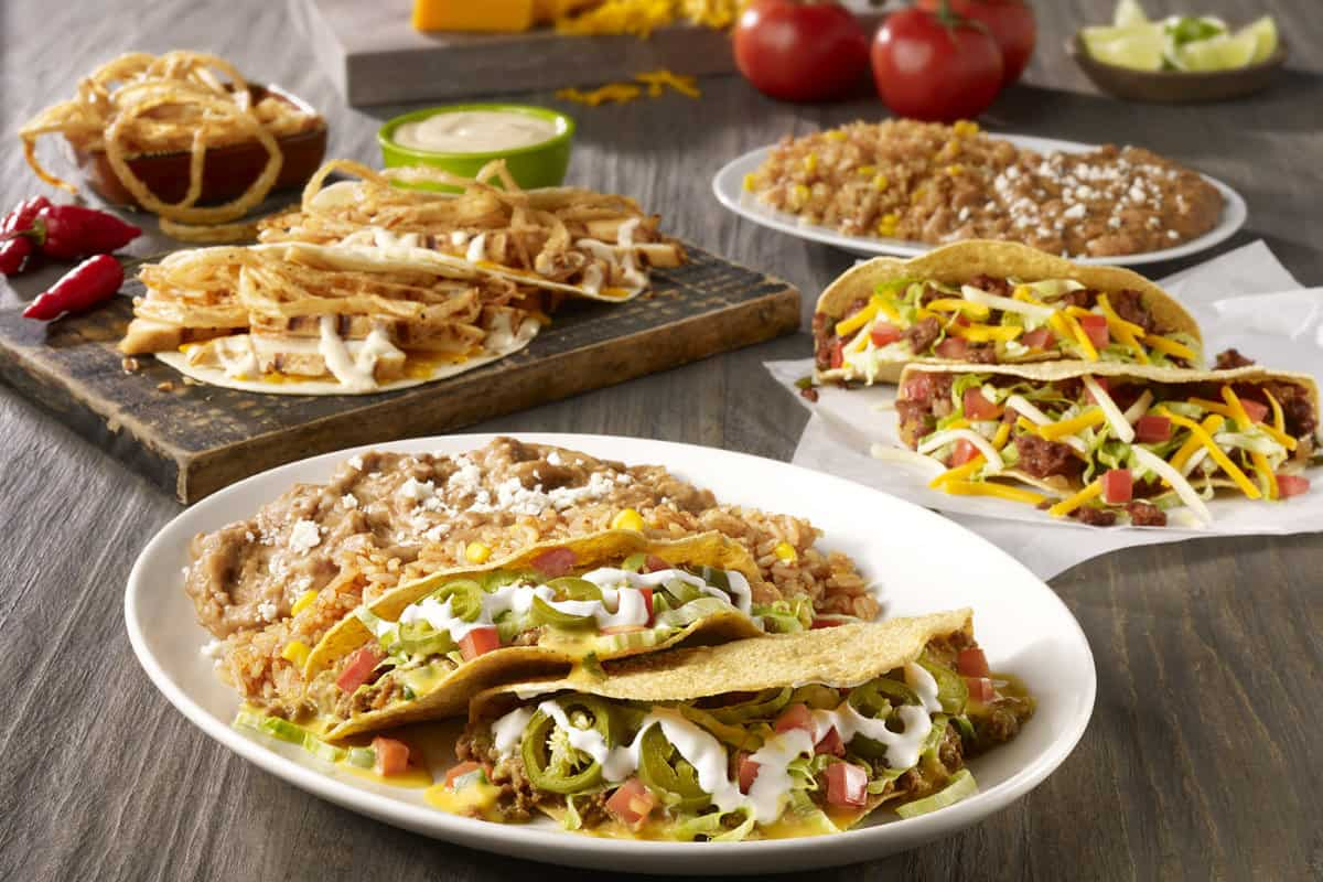 On The Border is the first brand in its category to offer Beyond Beef