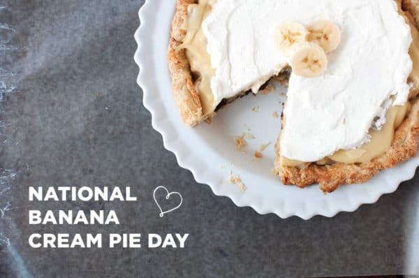 National-Banana-Cream-Pie-Day