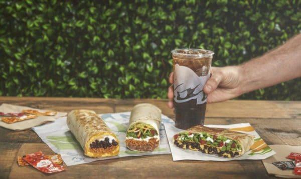 Taco-Bell-vegetarian-menu