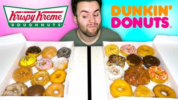 Dunkin-Donuts-vs-Krispy-Kreme