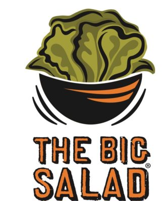 The Big Salad Vertical LOGO