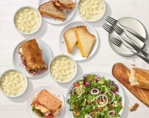 Panera Bread Family Feast Meal Deal