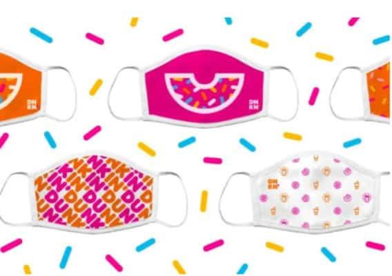 Dunkin-donuts-donut-themed-face-masks