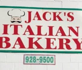 Jack's Italian Bakery