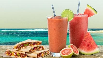 Tropical-Smoothie-Cafe-Summer-Vibes-menu-items