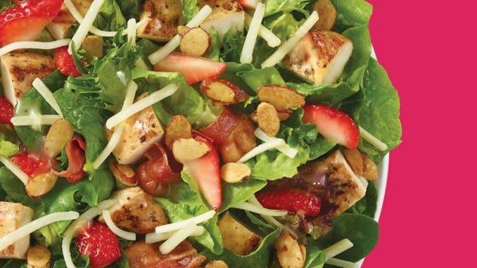 Wendy's-New-Summer-Strawberry-Salad