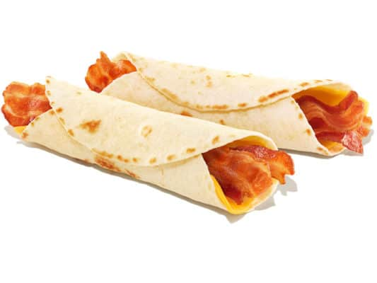 Dunkin'-Introduces-New-Bacon-Cheese-Rollups