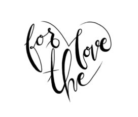 For The Love Bakeshop & Cafe