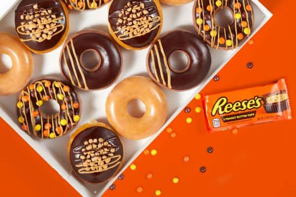 Krispy_Kreme_Reese's_Dozen
