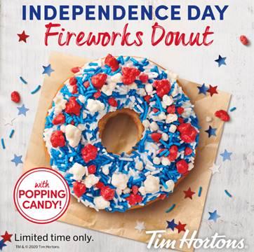 Tim-Hortons-Fireworks-donut