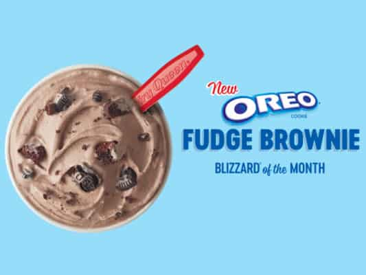 Dairy-Queen-Spins-New-Oreo-Fudge-Brownie-Blizzard